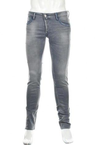 Мъжки дънки Le Temps Des Cerises, Размер S, Цвят Син, 98% памук, 2% еластан, Цена 34,50лв.