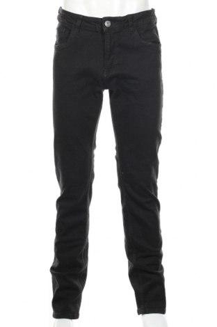 Мъжки дънки Livergy, Размер L, Цвят Черен, 98% памук, 2% еластан, Цена 31,92лв.