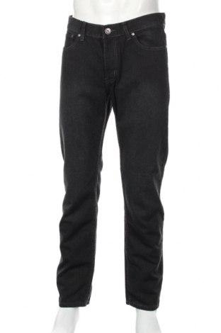 Мъжки дънки Moto, Размер L, Цвят Черен, 70% памук, 30% полиестер, Цена 47,33лв.