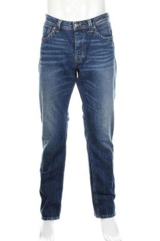 Męskie jeansy Pepe Jeans, Rozmiar XL, Kolor Niebieski, 100% bawełna, Cena 123,48zł