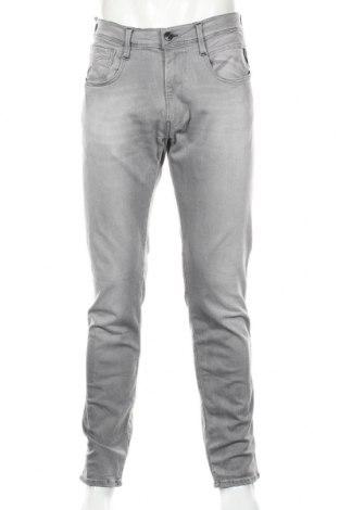 Pánske džínsy  Replay, Veľkosť L, Farba Sivá, 58% bavlna, 40% polyamide, 2% elastan, Cena  24,78€