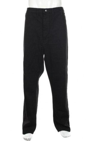 Мъжки дънки Rustler, Размер 3XL, Цвят Черен, Памук, Цена 51,45лв.