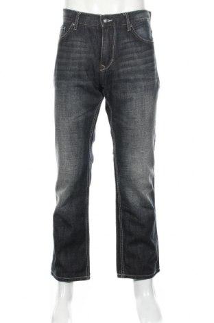 Pánske džínsy  S.Oliver, Veľkosť M, Farba Modrá, Bavlna, Cena  20,41€