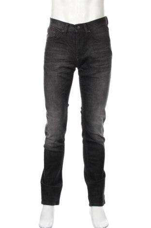 Мъжки дънки Strellson, Размер M, Цвят Сив, 94% памук, 4% полиестер, 2% еластан, Цена 62,65лв.