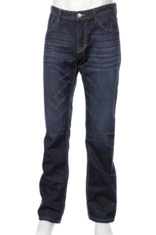 Мъжки дънки Tom Tailor, Размер L, Цвят Син, Памук, Цена 33,92лв.