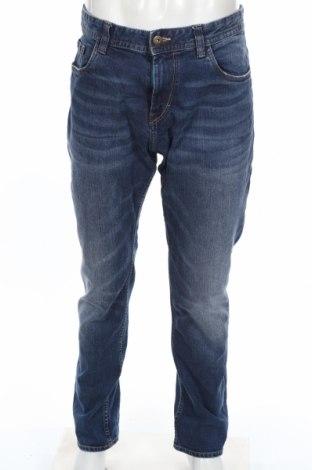 Pánske džínsy  Tom Tailor, Veľkosť L, Farba Modrá, 98% bavlna, 2% elastan, Cena  17,23€