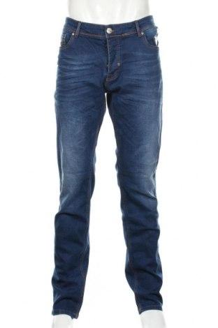 Pánske džínsy  Wam Denim, Veľkosť XL, Farba Modrá, 98% bavlna, 2% elastan, Cena  15,31€