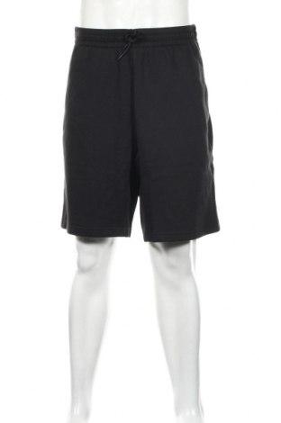 Мъжки къс панталон Adidas Originals, Размер L, Цвят Черен, 70% памук, 30% полиестер, Цена 92,00лв.