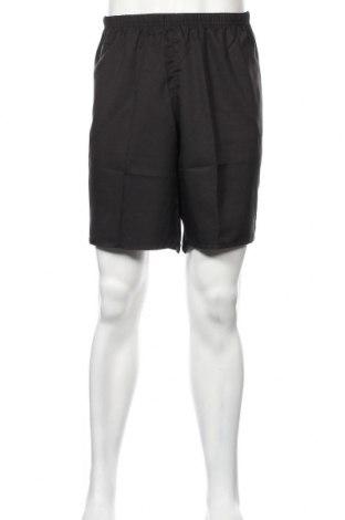 Мъжки къс панталон Erima, Размер XL, Цвят Черен, Полиестер, Цена 10,50лв.