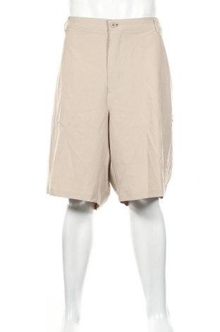 Pánské kraťasy Izod Golf, Rozměr 3XL, Barva Béžová, 94% polyester, 6% elastan, Cena  750,00Kč