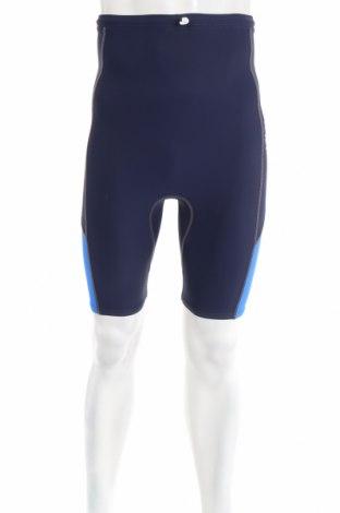 Colanți de bărbați SEAC, Mărime XS, Culoare Albastru, 85% poliester, 15% elastan, Preț 121,05 Lei