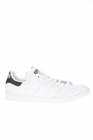 Мъжки обувки Adidas Originals, Размер 47, Цвят Бял, Естествена кожа, Цена 169,00лв.