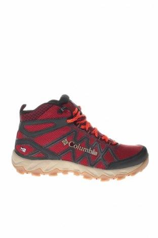 Pánske topánky Columbia, Veľkosť 42, Farba Červená, Eko koža , textil, Cena  68,46€