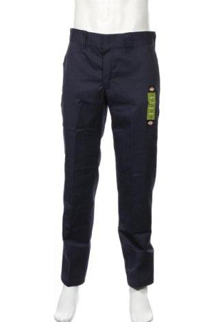 Pánske nohavice  Dickies, Veľkosť L, Farba Modrá, 65% polyester, 35% bavlna, Cena  37,11€