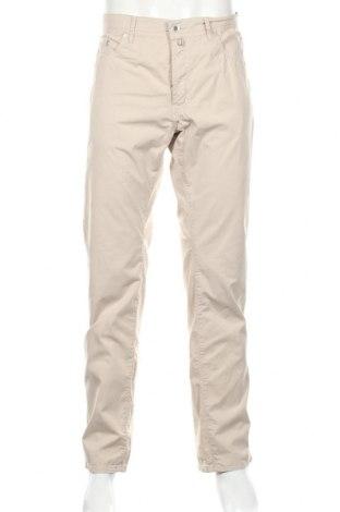 Ανδρικό παντελόνι Pierre Cardin, Μέγεθος XL, Χρώμα  Μπέζ, 97% βαμβάκι, 3% ελαστάνη, Τιμή 30,43€