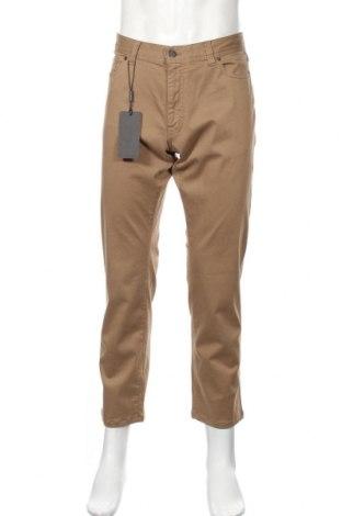 Pánske nohavice  Roy Robson, Veľkosť L, Farba Béžová, 97% bavlna, 3% elastan, Cena  48,72€