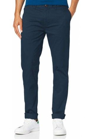 Pánske nohavice  Scotch & Soda, Veľkosť S, Farba Modrá, 98% bavlna, 2% elastan, Cena  66,25€