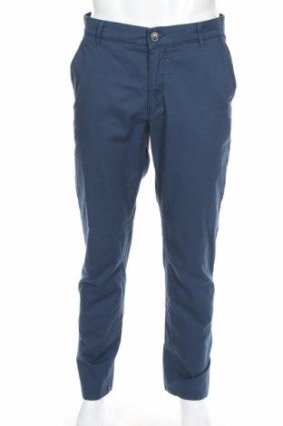 Ανδρικό παντελόνι Selected Homme, Μέγεθος L, Χρώμα Μπλέ, 98% πολυουρεθάνης, 2% ελαστάνη, Τιμή 16,05€
