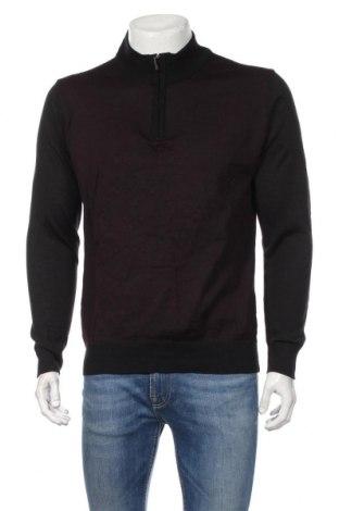 Мъжки пуловер Andrews, Размер XXL, Цвят Черен, 50% вълна, 50% акрил, Цена 24,02лв.