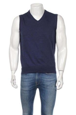 Pánsky sveter  Marc O'polo, Veľkosť M, Farba Modrá, 100% bavlna, Cena  21,55€