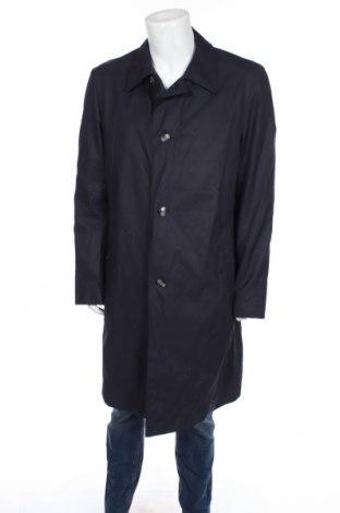 Pánský přechodný kabát  Hugo Boss, Rozměr XXL, Barva Modrá, Cena  2756,00Kč