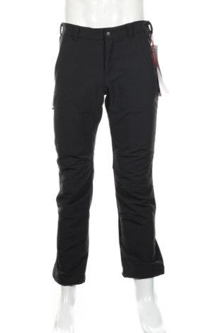 Мъжки спортен панталон Maier Sports, Размер M, Цвят Черен, 90% полиестер, 10% еластан, Цена 101,32лв.