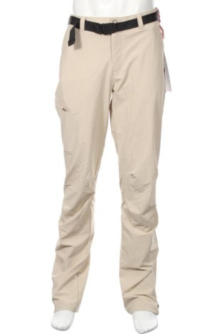 Мъжки спортен панталон Maier Sports, Размер XL, Цвят Бежов, 90% полиамид, 10% еластан, Цена 80,92лв.
