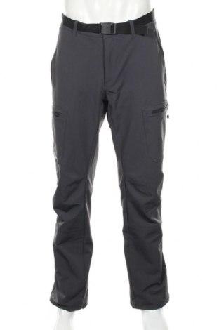 Pantaloni trening de bărbați Schoffel, Mărime XL, Culoare Gri, 77% poliamidă, 16% poliester, 7% elastan, Preț 146,23 Lei