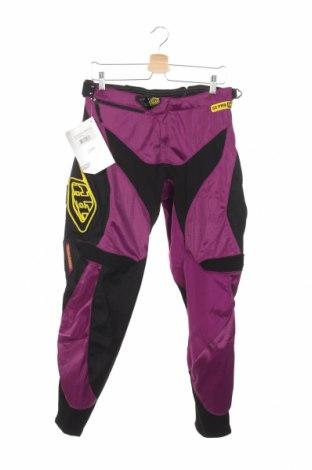 Мъжки спортен панталон Troy Lee Designs, Размер S, Цвят Лилав, Полиестер, Цена 106,59лв.