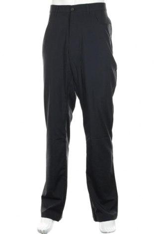 Мъжки спортен панталон Under Armour, Размер L, Цвят Черен, 96% полиестер, 4% еластан, Цена 94,52лв.