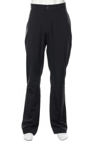 Мъжки спортен панталон Under Armour, Размер L, Цвят Черен, 96% полиестер, 4% еластан, Цена 87,57лв.