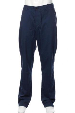 Мъжки спортен панталон Under Armour, Размер XL, Цвят Син, 58% полиамид, 36% полиестер, 6% еластан, Цена 94,52лв.