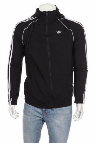 Мъжки суичър Adidas Originals, Размер S, Цвят Черен, Полиамид, Цена 71,28лв.