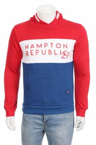 Hanorac de bărbați Hampton Republic, Mărime M, Culoare Multicolor, 80% bumbac, 20% poliester, Preț 62,17 Lei