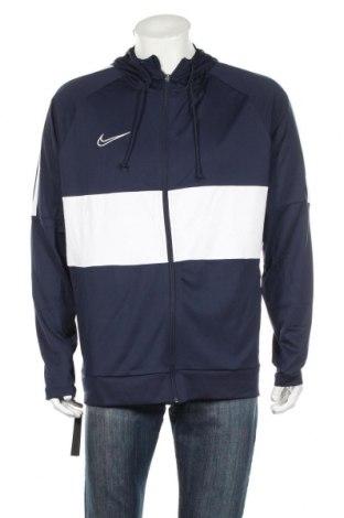 Męska bluza Nike, Rozmiar XL, Kolor Niebieski, Poliester, Cena 247,50zł