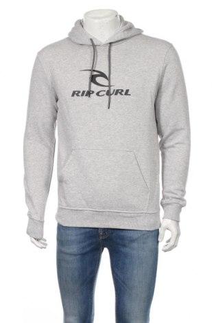 Męska bluza Rip Curl, Rozmiar S, Kolor Szary, 60% bawełna, 40% poliester, Cena 140,60zł