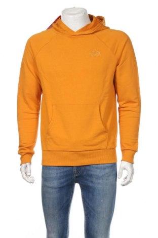 Męska bluza The North Face, Rozmiar M, Kolor Pomarańczowy, Bawełna, Cena 217,18zł