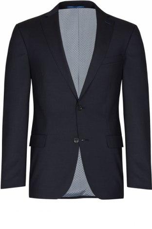 Мъжко сако Carl Gross, Размер XL, Цвят Син, 100% вълна, Цена 97,30лв.