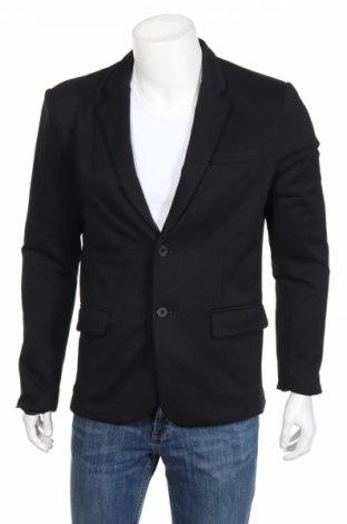 Pánske sako  Casual Friday, Veľkosť L, Farba Čierna, 58% bavlna, 38% polyester, 4% elastan, Cena  55,73€