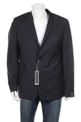 Мъжко сако Esprit, Размер XL, Цвят Син, 70% вълна, 30% полиестер, Цена 125,40лв.