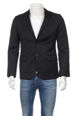 Мъжко сако Jack & Jones, Размер M, Цвят Черен, Цена 59,25лв.