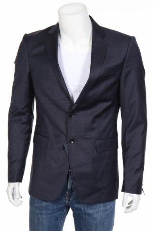 Pánske sako  Joop!, Veľkosť M, Farba Modrá, 98% vlna, 2% elastan, Cena  133,51€