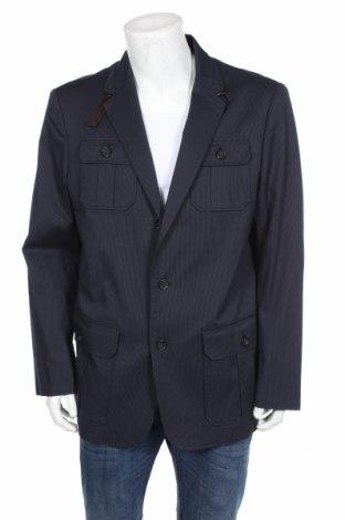 Sacou de bărbați Michael Kors, Mărime XL, Culoare Albastru, Preț 266,45 Lei