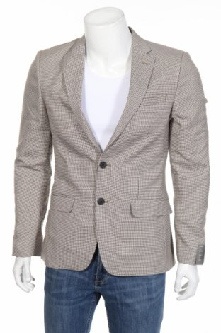 Pánske sako  New Look, Veľkosť M, Farba Viacfarebná, 65% polyester, 34% viskóza, 1% elastan, Cena  41,71€