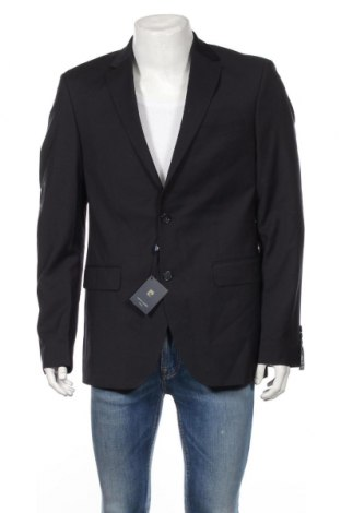 Pánske sako  Pierre Cardin, Veľkosť L, Farba Modrá, Vlna, Cena  48,72€