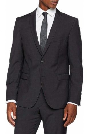 Мъжко сако Strellson, Размер L, Цвят Син, Цена 97,30лв.