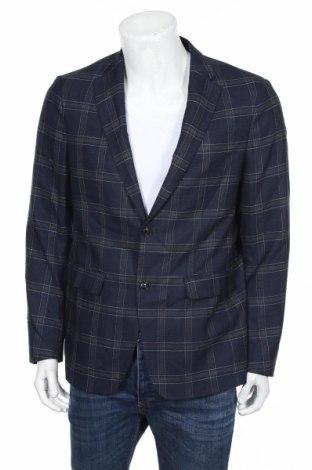 Pánske sako  Zara, Veľkosť L, Farba Modrá, Cena  15,88€