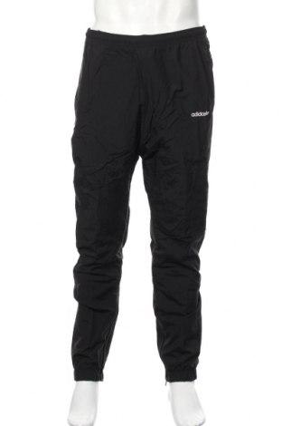 Pantaloni trening de bărbați Adidas Originals, Mărime L, Culoare Negru, Poliester, Preț 286,84 Lei