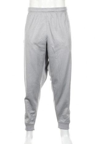 Pantaloni trening de bărbați Under Armour, Mărime XXL, Culoare Gri, 100% poliester, Preț 195,05 Lei