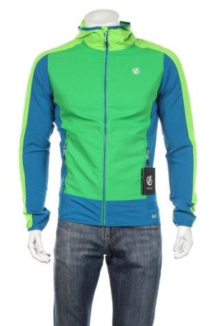 Bluză trening de bărbați Dare 2B, Mărime M, Culoare Verde, 96% poliester, 4% elastan, Preț 121,26 Lei